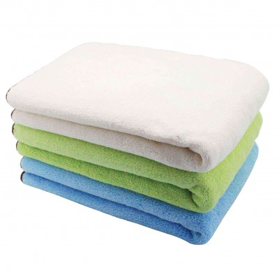 Microfiber bath towel for body