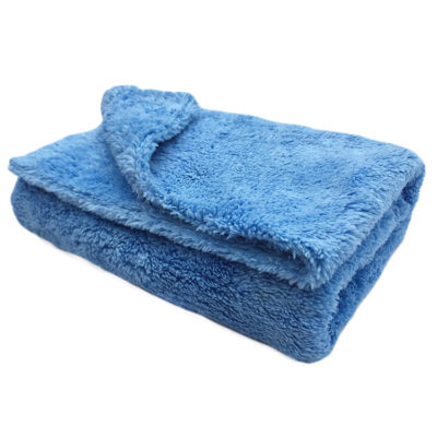 Plush Edgeless Microfiber Towel