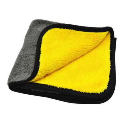 Super Thick Plush Micro fibre Car Cleaning Cloth